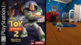 Disney-Pixar Toy Story 2: Buzz Lightyear to the Rescue! – Retro Gameplay (PS1) Just Remind