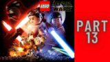 Lego Star Wars: The Force Awakens -Part 13- Poe To The Rescue ( Full Game 100% Walkthrough )