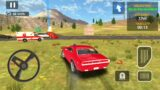 Police Car Simulator – Red Police car rush to the rescue – Android Gameplay FHD