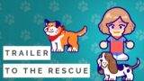 Trailer: To The Rescue – The Dog Shelter Simulation Game