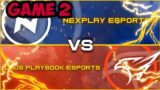 MPL S7 NXP VS LPE GAME 2 RENEJAY TO THE RESCUE